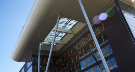Council of Europe , Agora-Building
