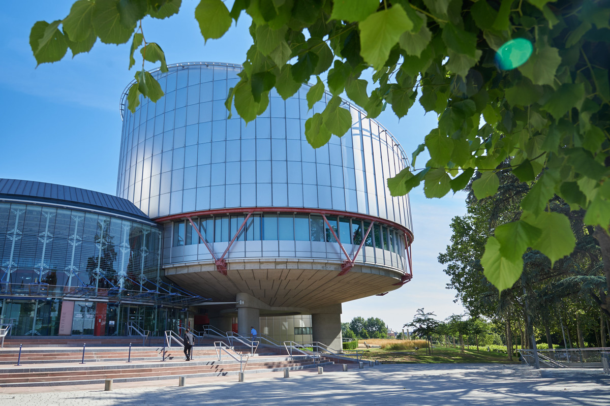 Council of Europe, Human Rights Building