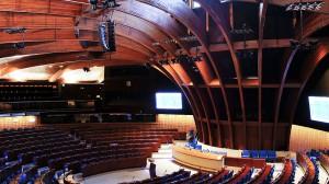 Strasbourg, Europarat
